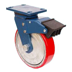 Extra Heavy Duty Series: PU Castors