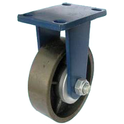 Extra Heavy Duty Series: Cast Iron Castors