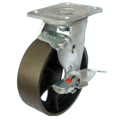 Heavy Duty Series: Cast Iron Castors