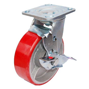 Heavy Duty Series: PU Castors